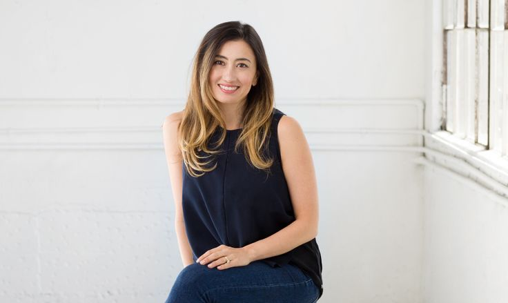 Stitch Fix Founder Katrina Lake