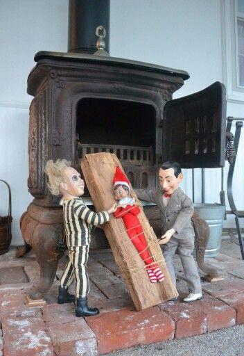 Beatlejuice, beatlejuice, Pee wee Herman?  Ahhhhhhhh!!!!!!!