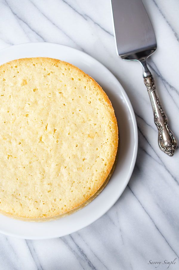 This Super Moist Pineapple Cake needs no frosting (though it's delicious with a dollop of fresh whipped cream). It's soft, eggy and delicate. Get the easy-to-prepare recipe from SavorySimple.net!