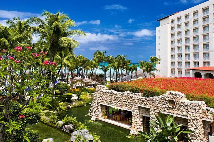 15 Pictures of the Best Resort in Aruba: http://www.placesyoullsee.com/15-pictures-of-the-best-resort-in-aruba/