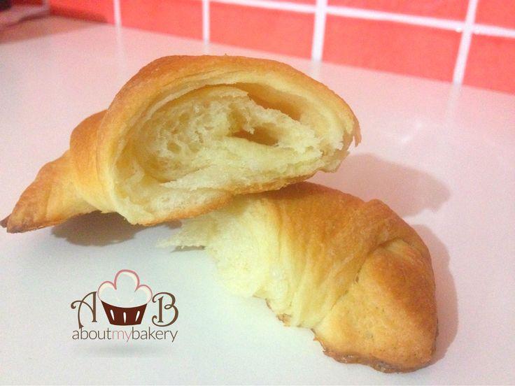 Cornetti perfetti fatti in casa - Che soddisfazione!   About My Bakery #croissant #brioche #cornetti