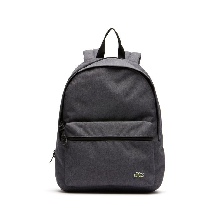 Backcroc Marble Backpack by Lacoste