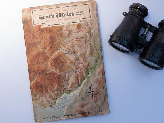 Vintage book: 'About Britain No. 6 'South Wales by freshdarling