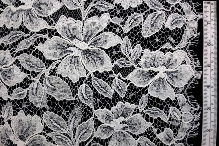 Corded Chantilly Lace