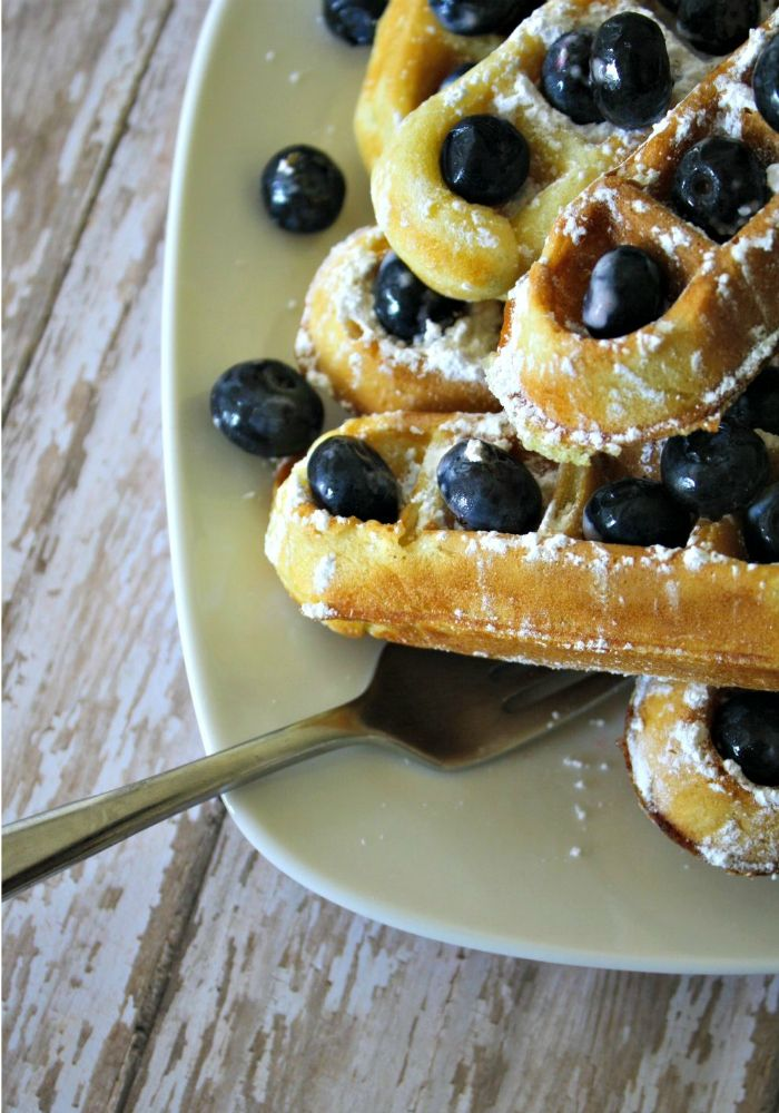 This Homemade Waffle Mix is exactly what you and your family have been searching for! Click now!