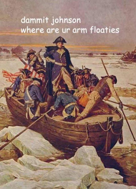 Adventures of George Washington Memes