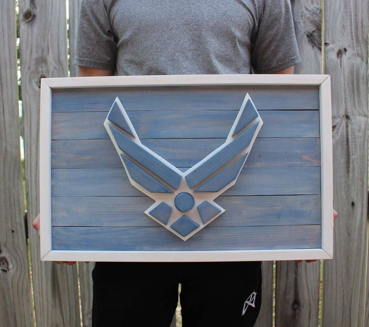 air forcemilitary decormilitary giftpatriotic decorusamilitary home - Homemade Home Decor
