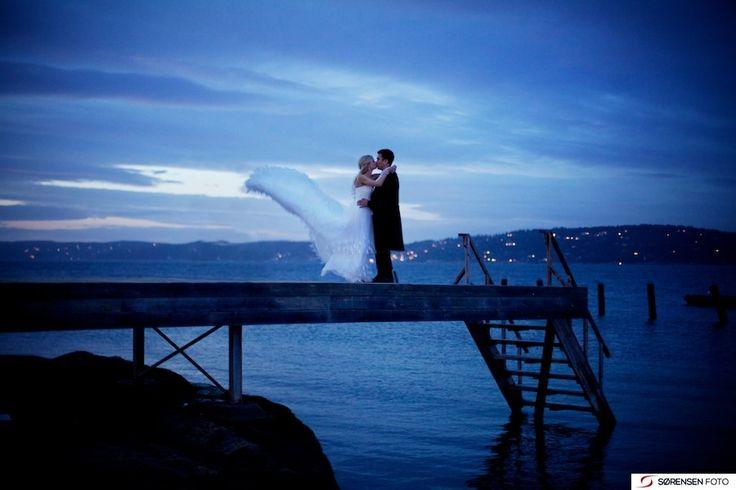 Bryllup på Villa Malla – Cathrine og Rayner