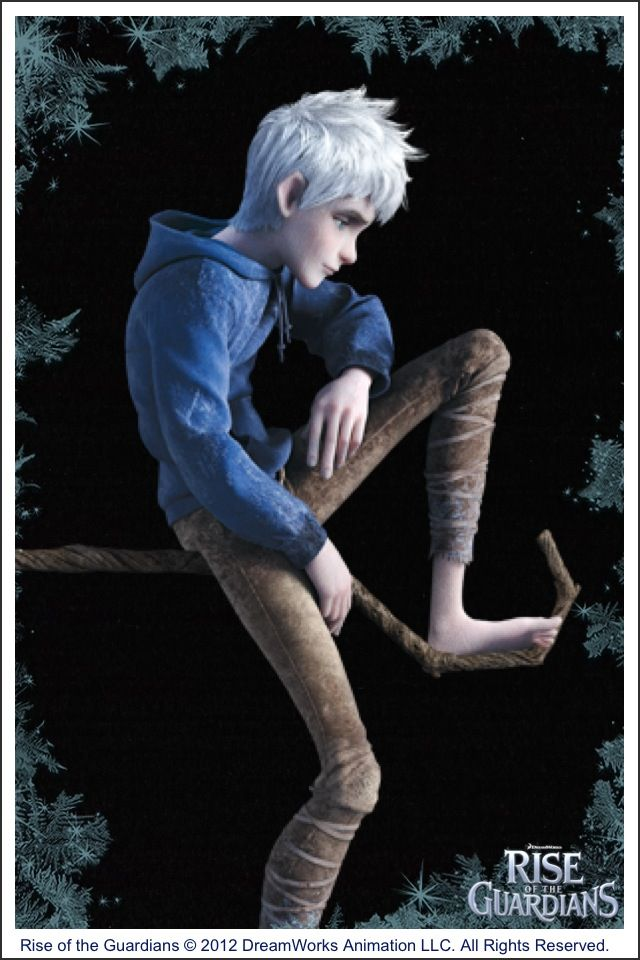 41 best Jack Frost (Rise Of The Guardians) images on Pinterest ...