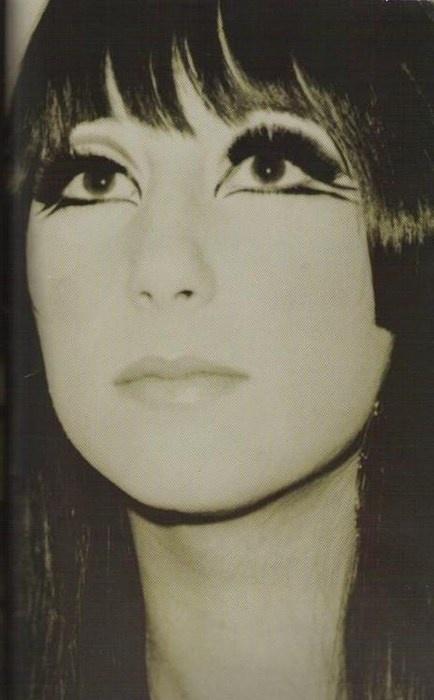 Vintage Cher.