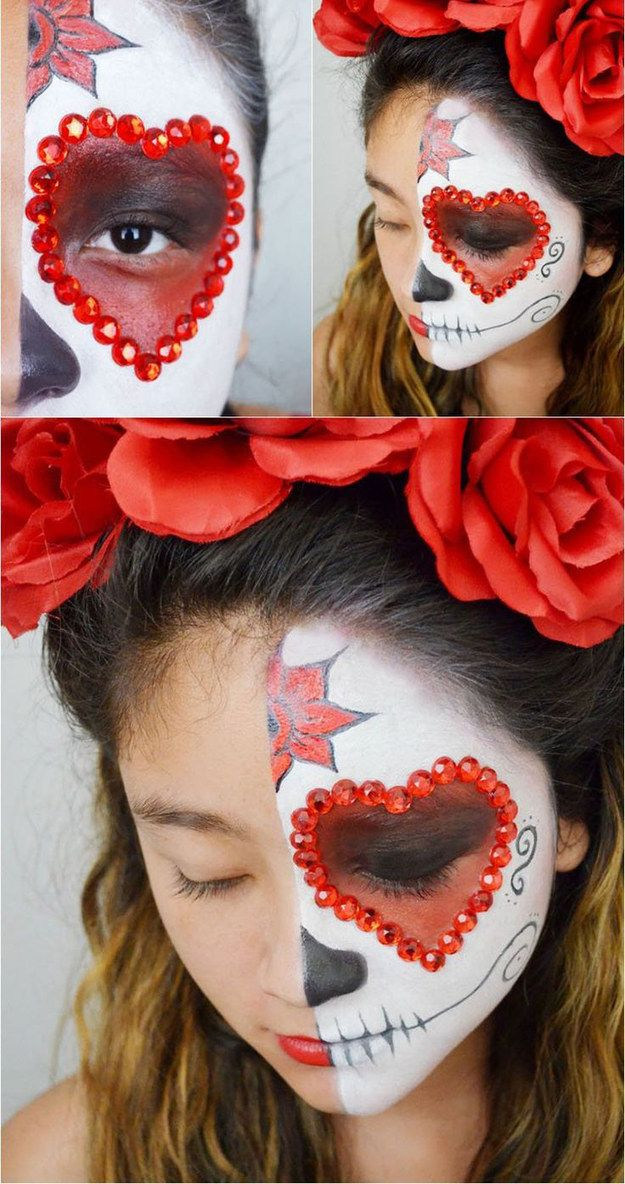 Dress for the occasion. | 41 Día De Los Muertos Activities For The Whole Family