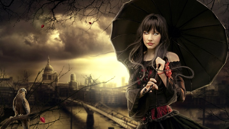 3d wallpaper, Witches and Wiccan on Pinterest