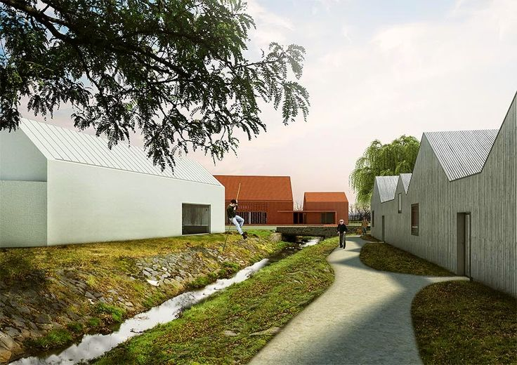 Richard Pozdníček - Architektonické portfolio