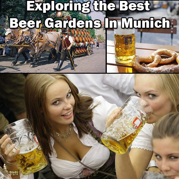 Best Beer Gardens In Munich Gardens The O 39 Jays And Blog