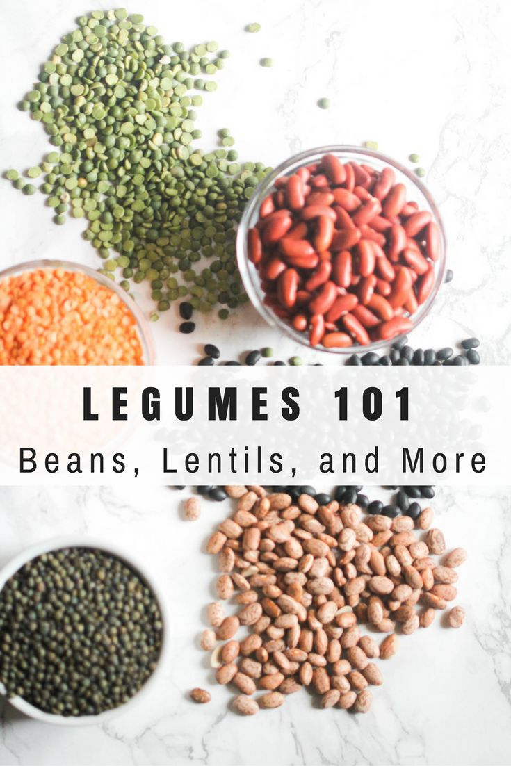 Basics of Legumes - Nutritional Benefits, Environmental Effects, and More..