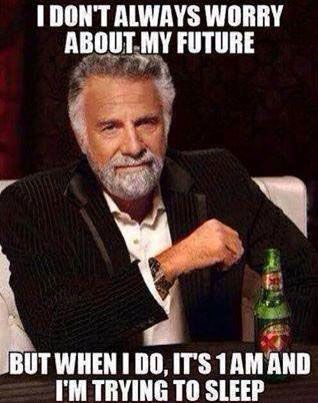 Preach it, Most Interesting Man In The World!