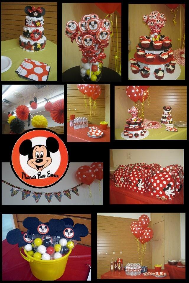 Mickey Baby Shower
