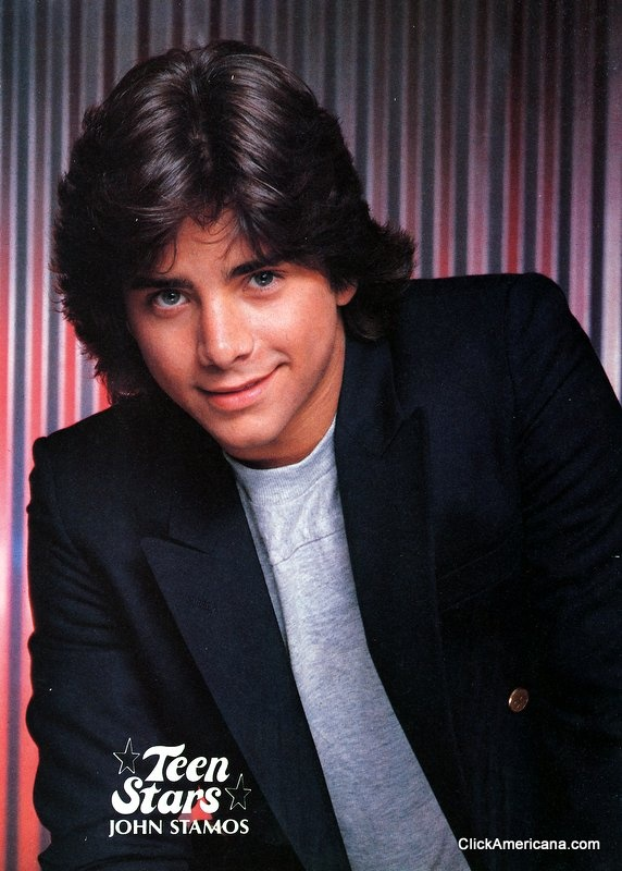 John Stamos is lonely (1984)