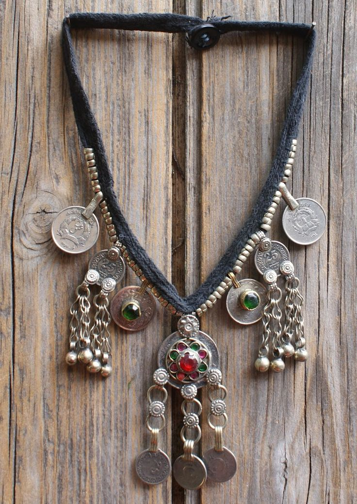 Karma East - Vintage Tribal Necklace 5