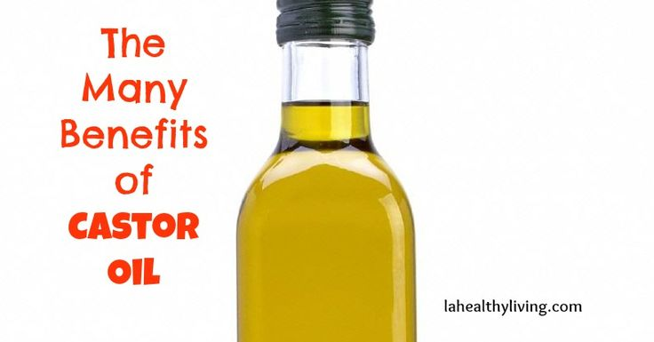 Castor oil induces laxation and uterus contraction via ...
