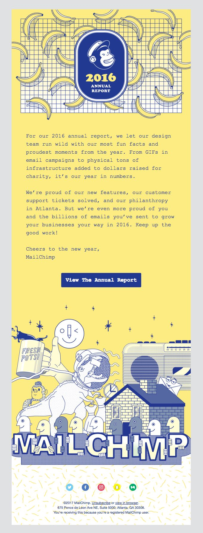 Our 2016 annual report - Really Good Emails