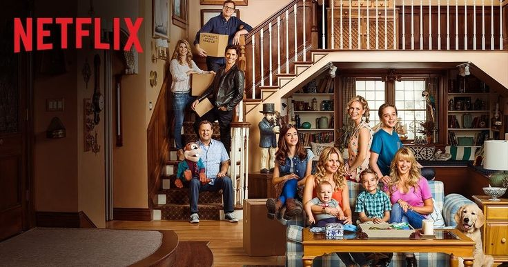 'Fuller House' Trailer Reunites the Tanner Family -- The Tanner Family finally appears together in an all-new sneak peek look at 'Fuller House'. -- http://movieweb.com/fuller-house-trailer-tanner-family-reunion/