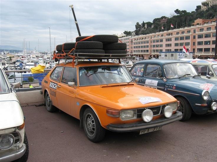 M76 99 CC Rallybil