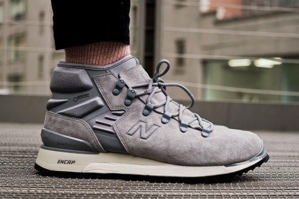 New Balance 推出全新設計鞋款 Niobium Boot