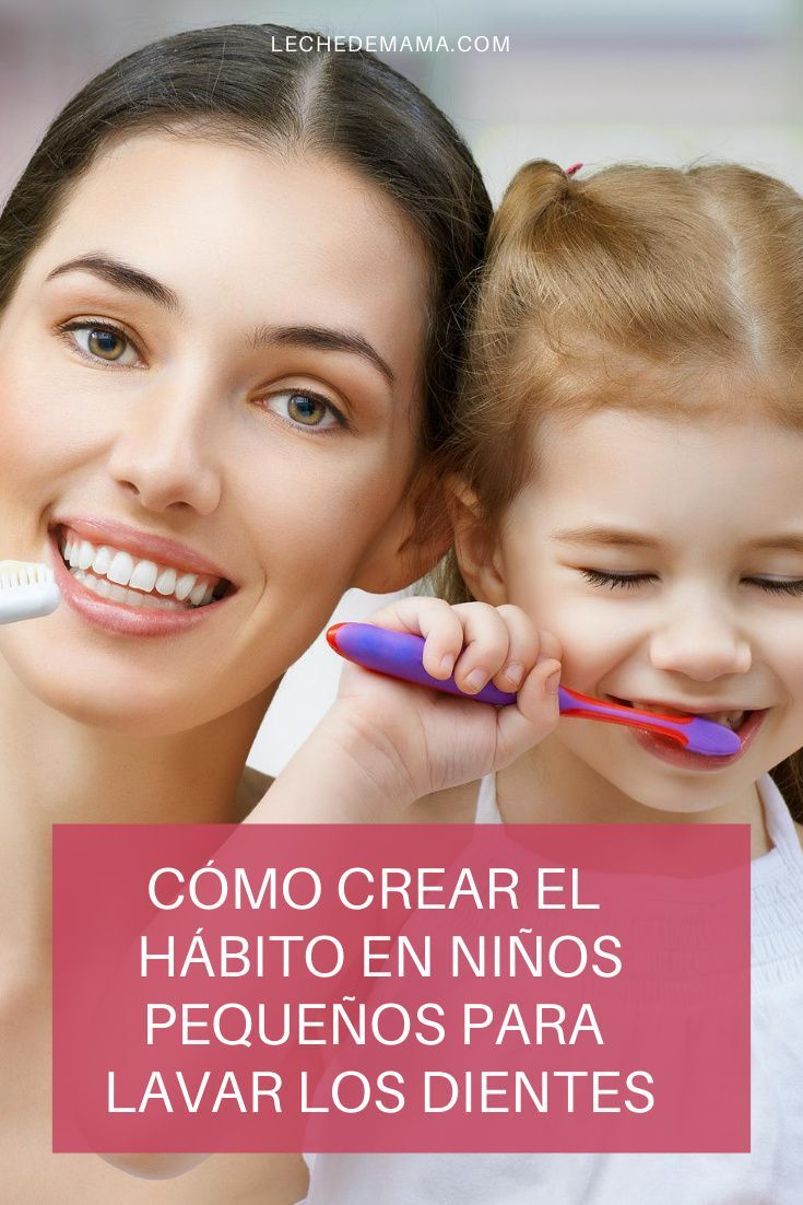 Cuando Comenzar A Cepillar Los Dientes En Los Bebés En 2020 Dientes De Bebe Cepillado Cepillado Dental