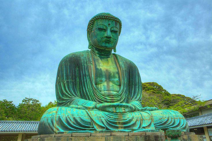 Kamakura Great Buddha 鎌倉大仏 10