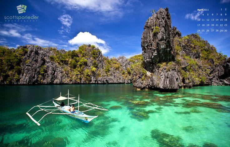 Hd Wallpaper Philippines Scott Sporleder Places To Visit Pinterest Coron Philippines