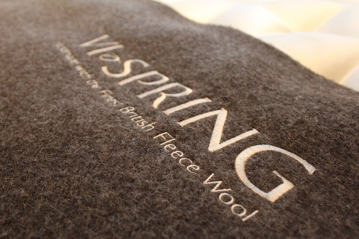 Vi Spring mattress...Life Changing...all natural, no chemicals or foam