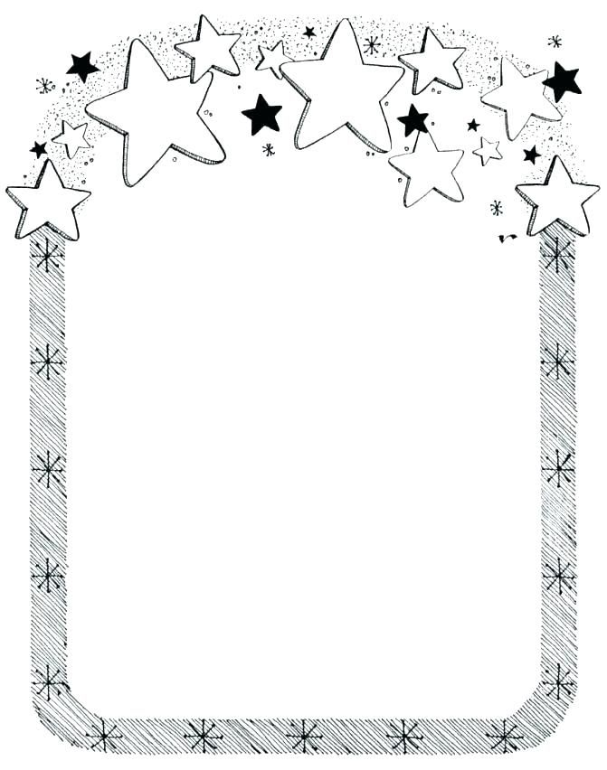 Pin By Saba Ahmed On Reading Homework Clip Art Borders Page Borders Design Clip Art