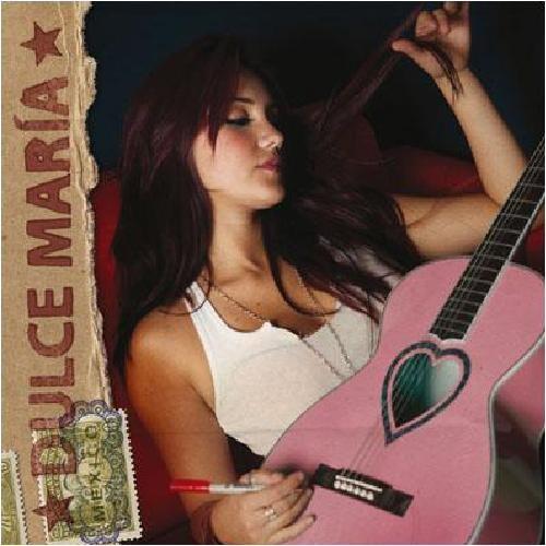 Dulce María: Extranjera (EP) 2010.