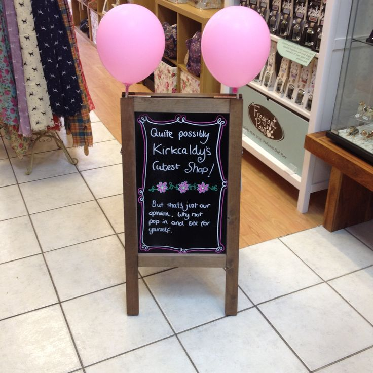 The Best San Diego Home Gift Boutiques: 31 Best Funny Hello World Chalkboard Signs! (And Others