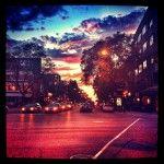 Ma ville rose. #montreal #quebec @livemontreal #city #ville #sky #skyporn #sunset #lights #photographie #ciel