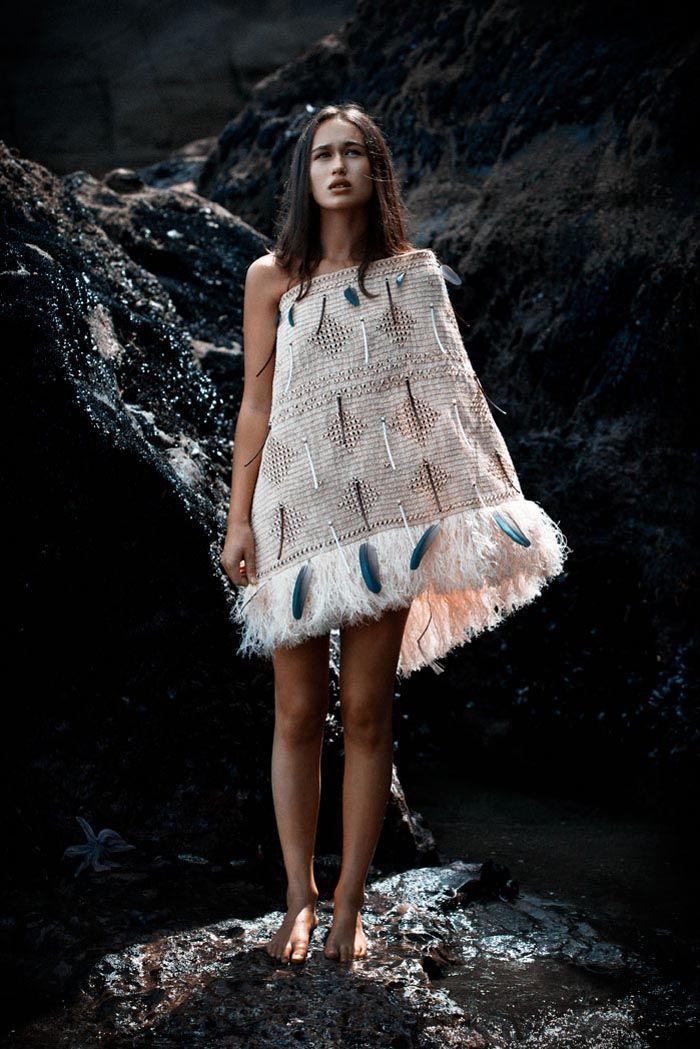 Inspiration for Mataara and Mahuru Norgaard. Mahuru is a Geishmiko, an artist/shrine maiden who embraces her ability to channel Spirit. Portrait | Courtney Rutledge by David K. Shields