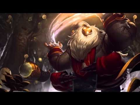 Bard League Of Legends Login Screen With Music - YouTube