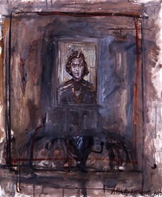 Fondation Giacometti - Discover the artwork - Alberto Giacometti Database - All works