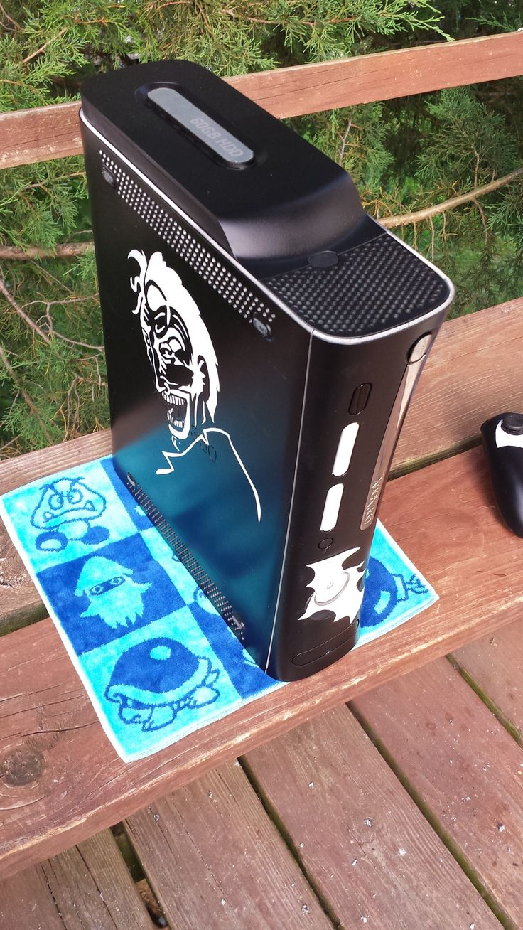 Batbox360 side two
