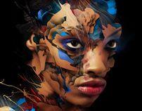 Adobe Photoshop CS6 Extended by Alberto Seveso, via Behance