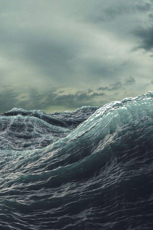High seas.