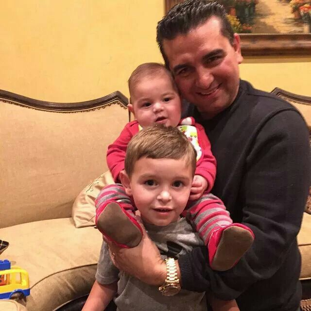 Is buddy valastro son marco adopted