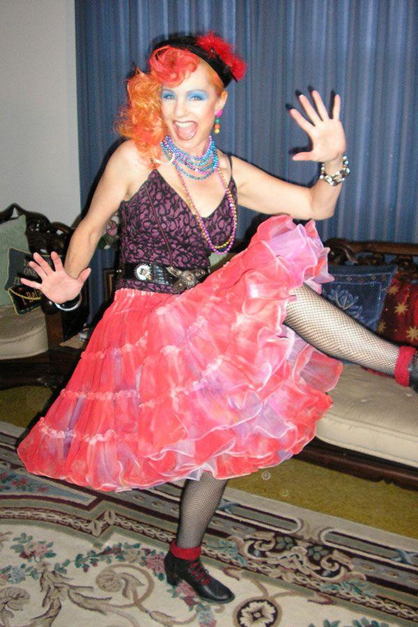 Das Cyndi Lauper Kostum Zum Selber Machen Verkleide Dich Wie Die