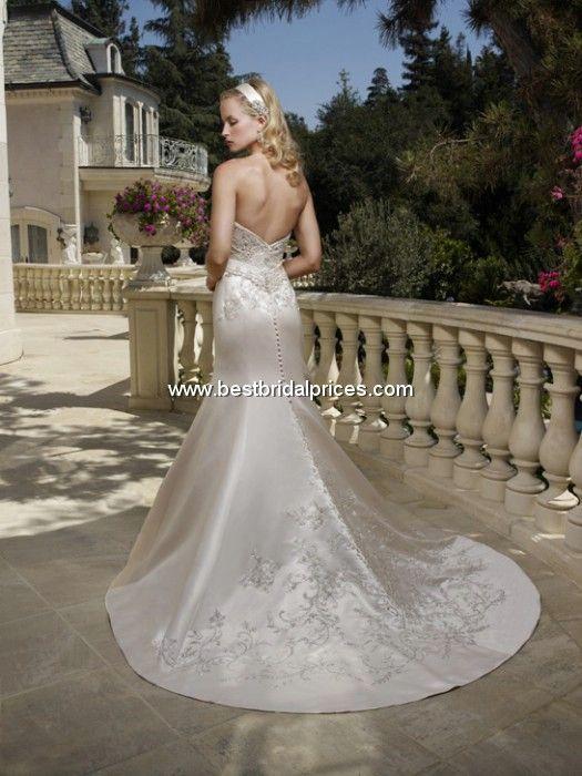 casablanca dresses | Casablanca Wedding Dresses [1985] at BestBridalPrices.com