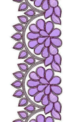 Marisela Chemise Embroidery Design