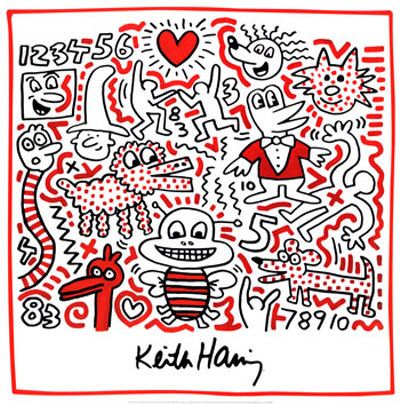 Fabulous 98 best ART : Keith Haring images on Pinterest | Keith haring  JO89