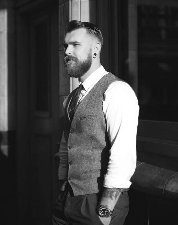 #Barbe Chic n°86