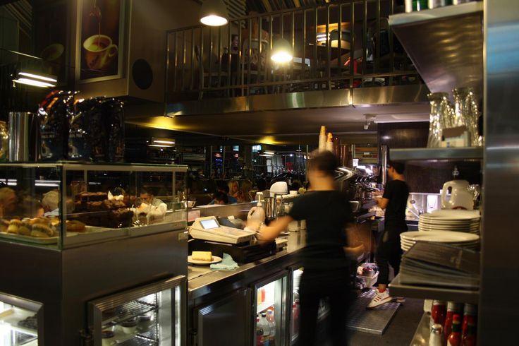 Maisys 24 Café   Open 24 hours 7 days.