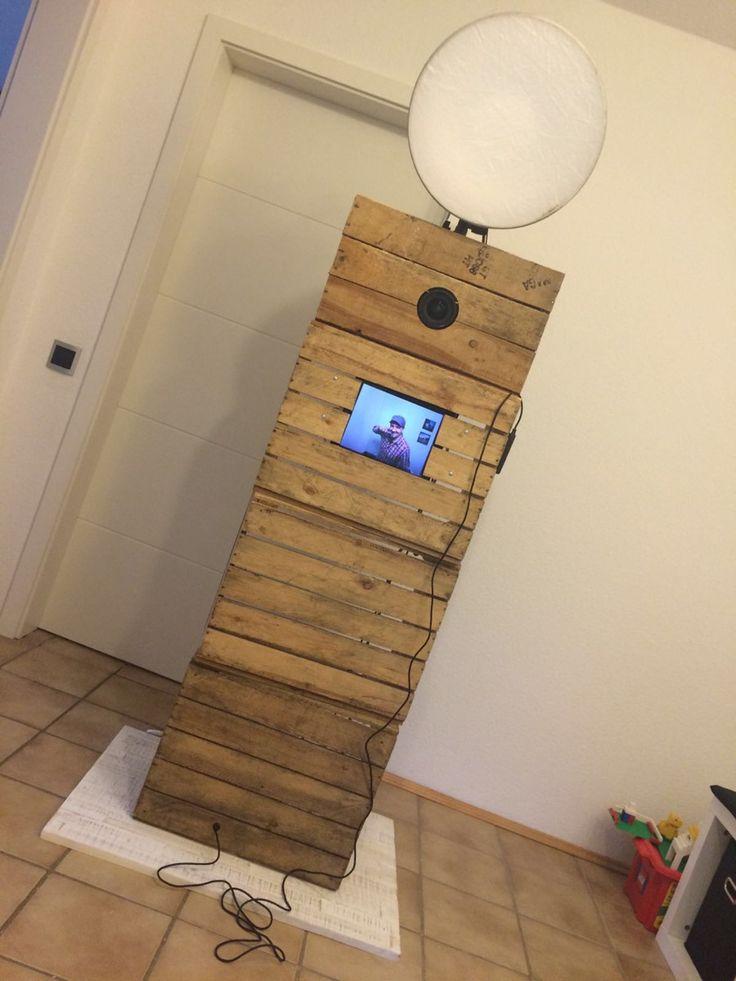 Die besten 25 fotobox bauen ideen auf pinterest eingangshallentisch fu leisten holz und - Beleuchtete kuchenruckwand selber bauen ...